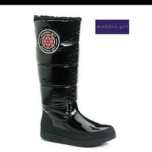 Madden girl snow boots